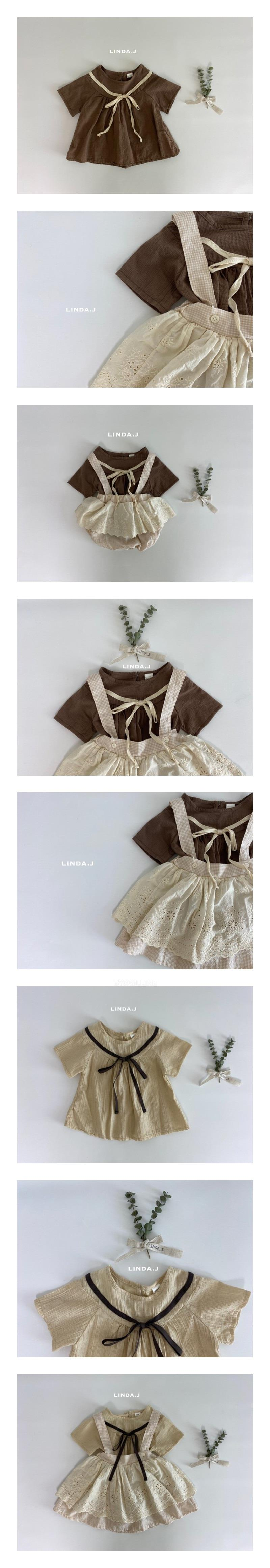 LINDA J - Korean Children Fashion - #Kfashion4kids - Erin Blouse