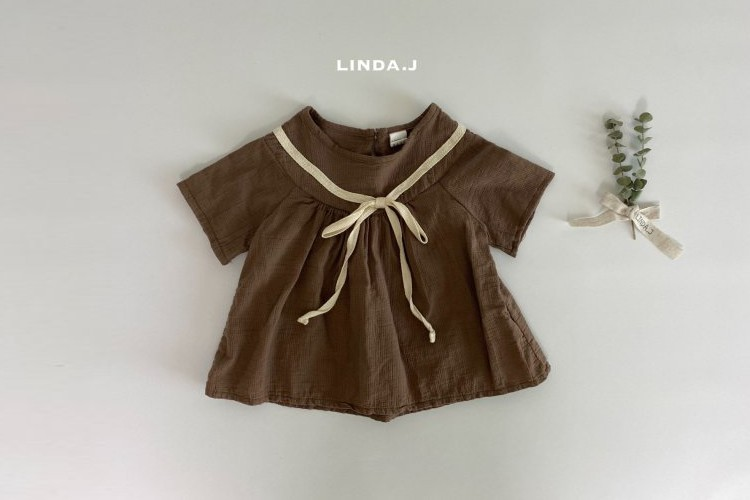 LINDA J - BRAND - Korean Children Fashion - #Kfashion4kids - Erin Blouse