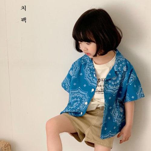 LUNCHPACK - BRAND - Korean Children Fashion - #Kfashion4kids - Didi Shirt