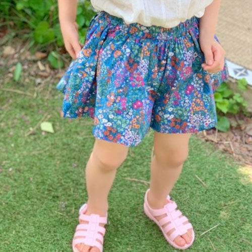 LUNCHPACK - BRAND - Korean Children Fashion - #Kfashion4kids - Lulu Skirt Pants