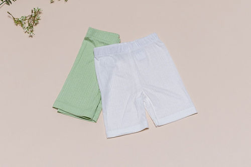 MILK POWDER - BRAND - Korean Children Fashion - #Kfashion4kids - Short Leggings