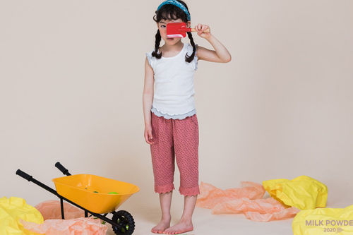 MILK POWDER - BRAND - Korean Children Fashion - #Kfashion4kids - Irin Pants