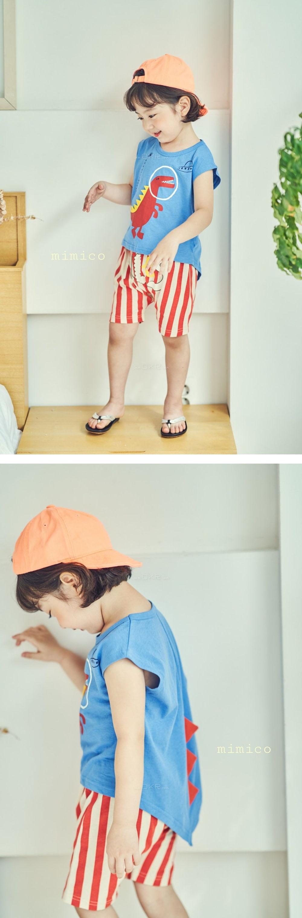 MIMICO - Korean Children Fashion - #Kfashion4kids - Rule Pants