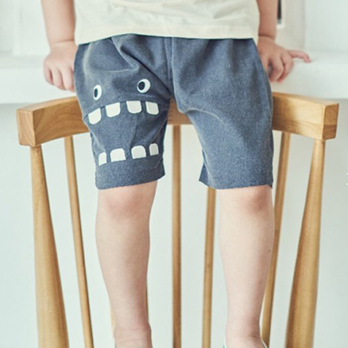 MIMICO - BRAND - Korean Children Fashion - #Kfashion4kids - Waing Shorts