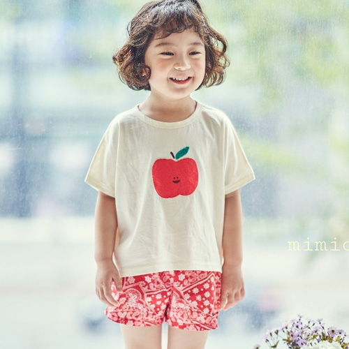 MIMICO - BRAND - Korean Children Fashion - #Kfashion4kids - Pieces Shorts