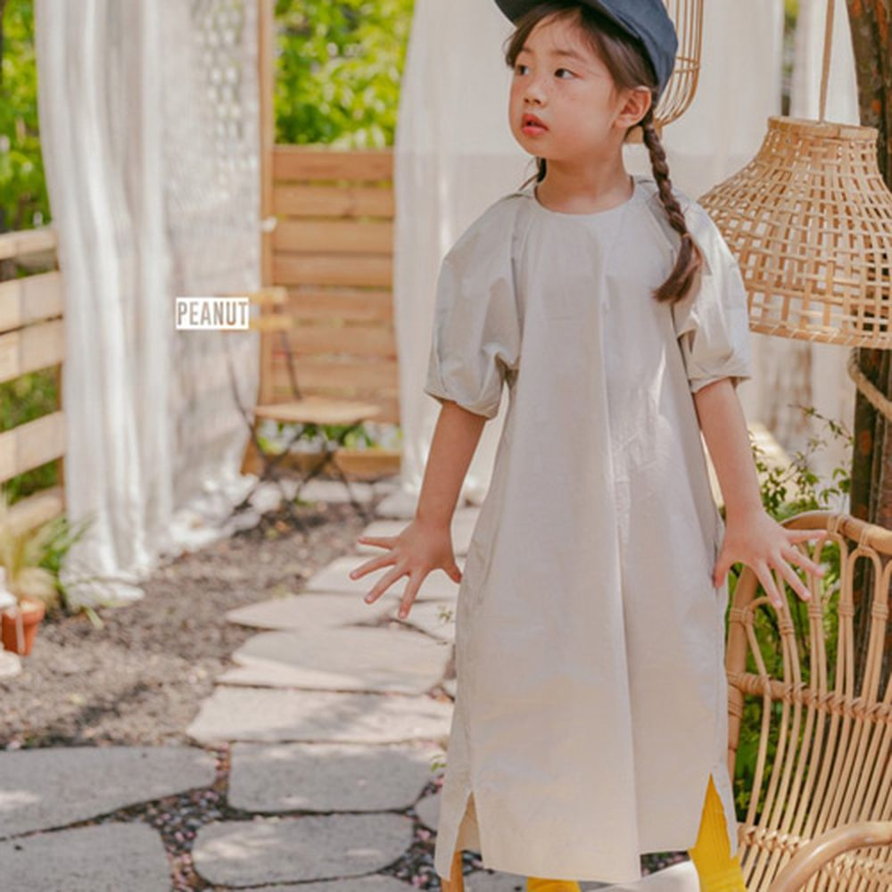 PEANUT - BRAND - Korean Children Fashion - #Kfashion4kids - Cos One-piece