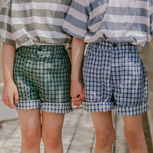 PEANUT - BRAND - Korean Children Fashion - #Kfashion4kids - Brick Pants