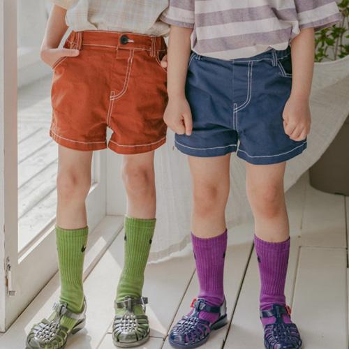 PEANUT - BRAND - Korean Children Fashion - #Kfashion4kids - Gio Short Pants