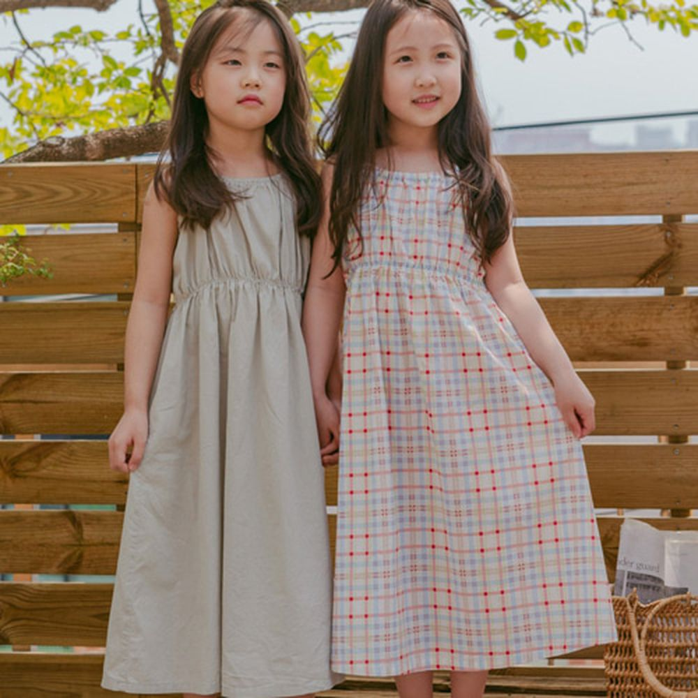PEANUT - BRAND - Korean Children Fashion - #Kfashion4kids - Juju One-piece