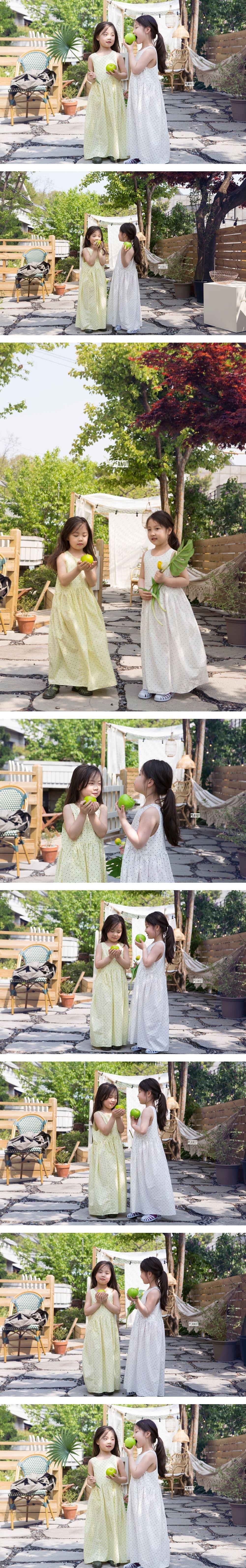 PEANUT - Korean Children Fashion - #Kfashion4kids - Pure One-piece
