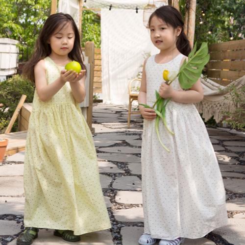 PEANUT - BRAND - Korean Children Fashion - #Kfashion4kids - Pure One-piece