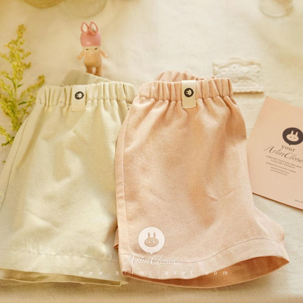 ARIM CLOSET - BRAND - Korean Children Fashion - #Kfashion4kids - Basic Baby Summer Shorts
