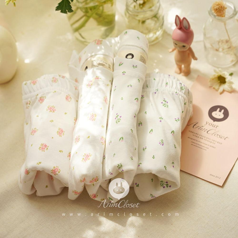 ARIM CLOSET - BRAND - Korean Children Fashion - #Kfashion4kids - Small Flower Homewear