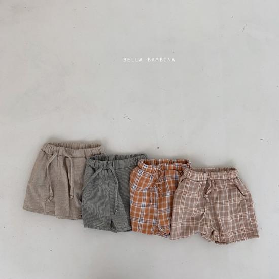 BELLA BAMBINA - Korean Children Fashion - #Kfashion4kids - Robin Pants - 12