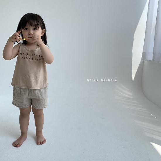 BELLA BAMBINA - Korean Children Fashion - #Kfashion4kids - Robin Pants - 4