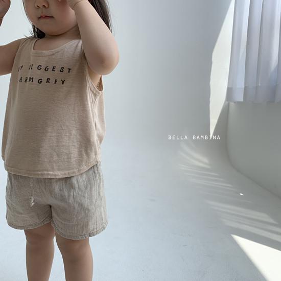 BELLA BAMBINA - Korean Children Fashion - #Kfashion4kids - Robin Pants - 6