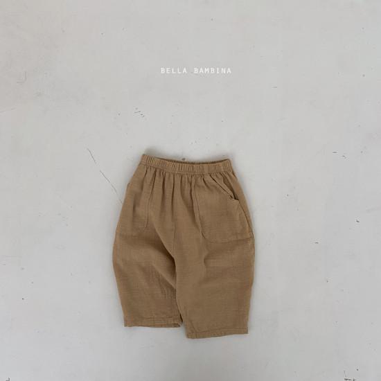BELLA BAMBINA - Korean Children Fashion - #Kfashion4kids - 20 Long Fit Pants - 10