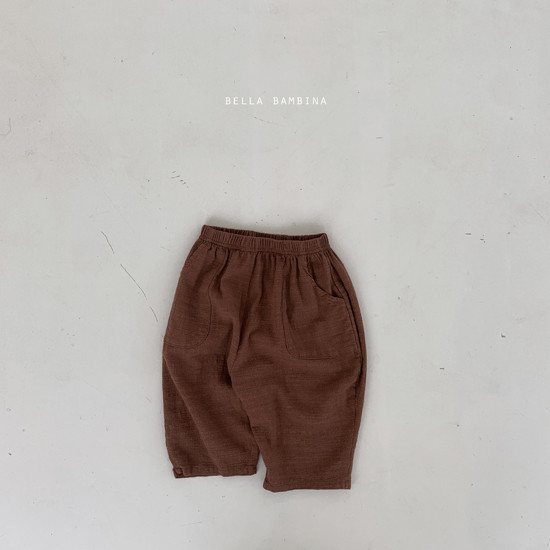 BELLA BAMBINA - Korean Children Fashion - #Kfashion4kids - 20 Long Fit Pants - 12
