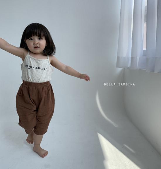 BELLA BAMBINA - Korean Children Fashion - #Kfashion4kids - 20 Long Fit Pants - 2