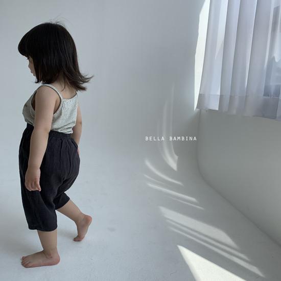 BELLA BAMBINA - Korean Children Fashion - #Kfashion4kids - 20 Long Fit Pants - 3