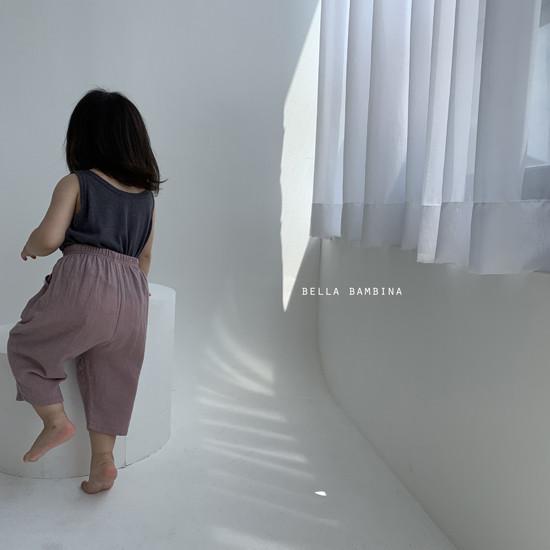 BELLA BAMBINA - Korean Children Fashion - #Kfashion4kids - 20 Long Fit Pants - 4