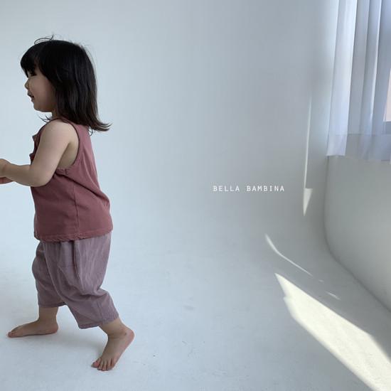 BELLA BAMBINA - Korean Children Fashion - #Kfashion4kids - 20 Long Fit Pants - 6