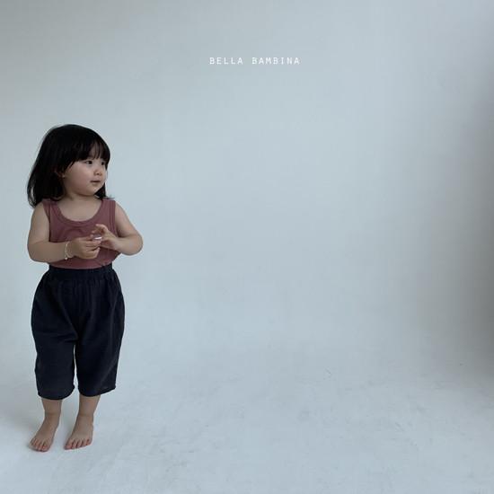 BELLA BAMBINA - Korean Children Fashion - #Kfashion4kids - 20 Long Fit Pants - 7