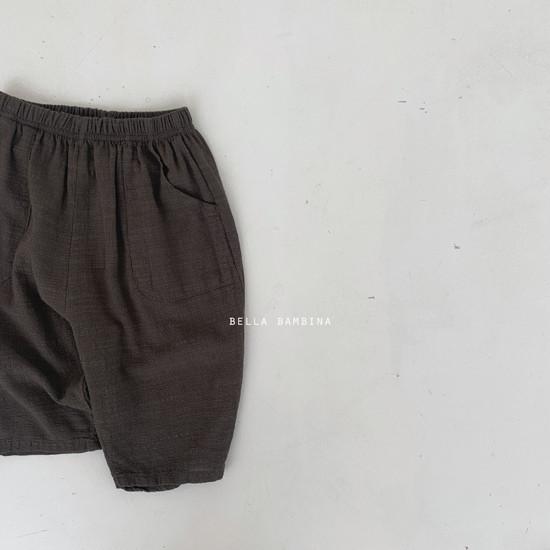 BELLA BAMBINA - Korean Children Fashion - #Kfashion4kids - 20 Long Fit Pants - 9