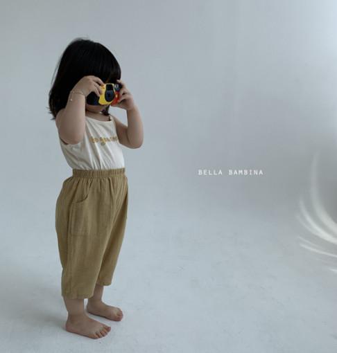 BELLA BAMBINA - BRAND - Korean Children Fashion - #Kfashion4kids - 20 Long Fit Pants