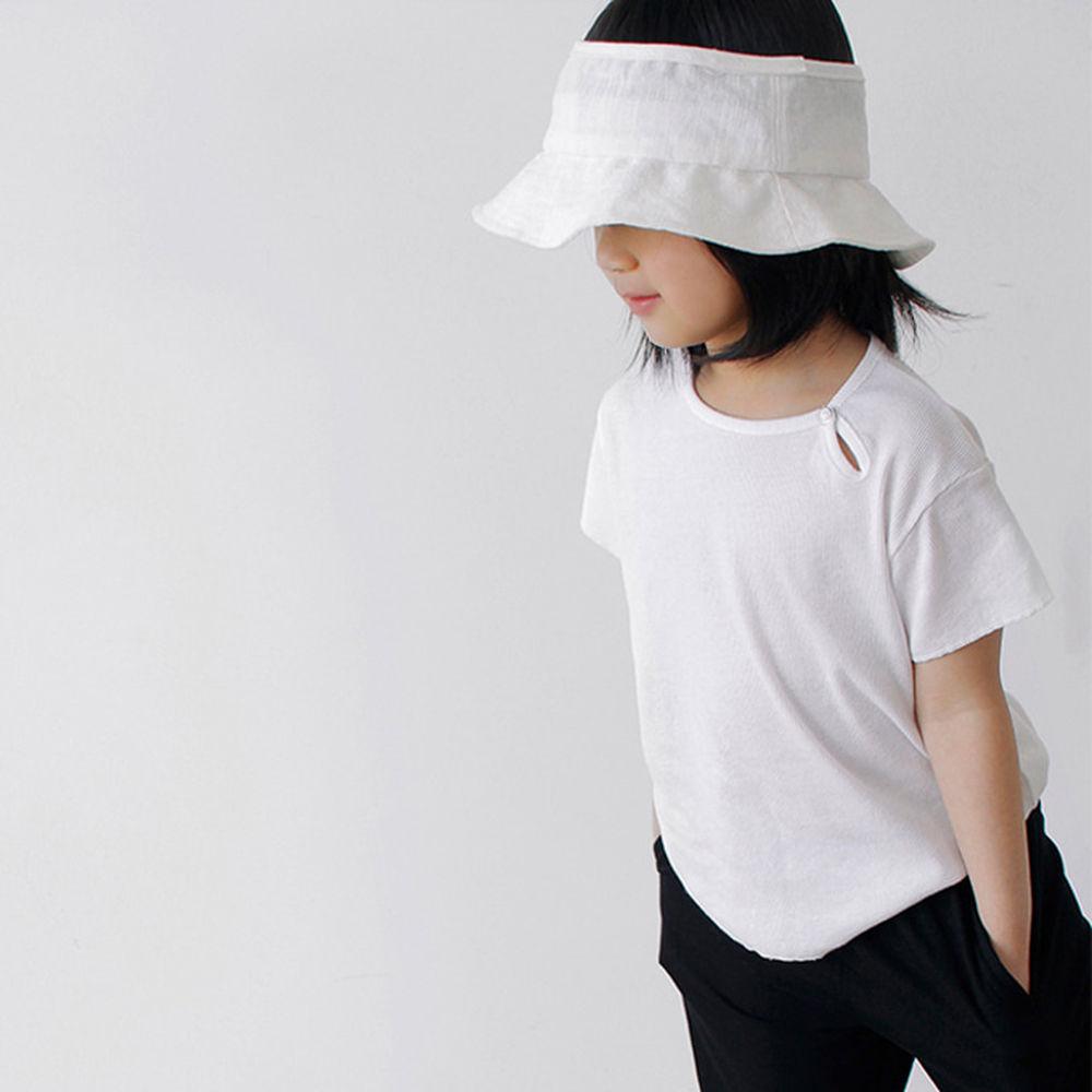 BIEN A BIEN - BRAND - Korean Children Fashion - #Kfashion4kids - Round Bucket Hat