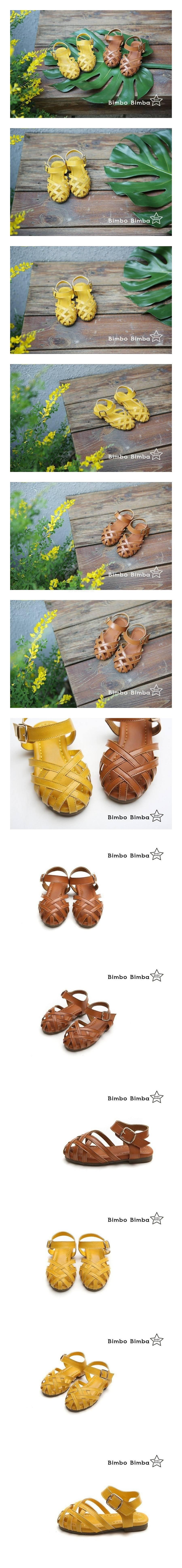 BIMBO BIMBA - Korean Children Fashion - #Kfashion4kids - Boden Sandal