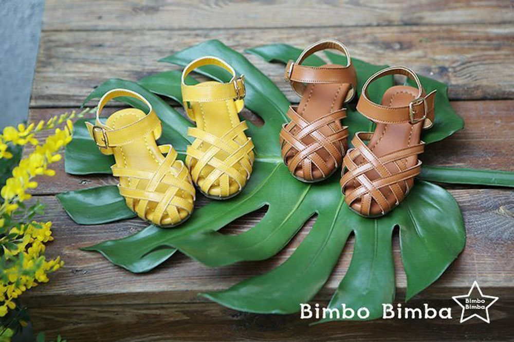 BIMBO BIMBA - BRAND - Korean Children Fashion - #Kfashion4kids - Boden Sandal
