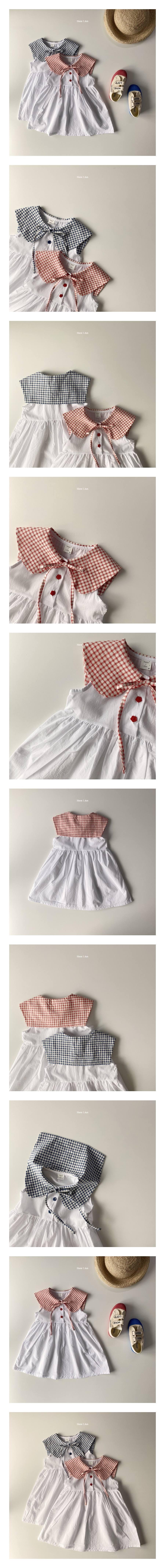 HERE I AM - Korean Children Fashion - #Kfashion4kids - Haul One-piece