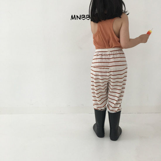 MINI BONGBONG - Korean Children Fashion - #Kfashion4kids - Tango Pants - 12