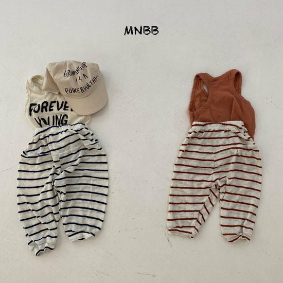 MINI BONGBONG - Korean Children Fashion - #Kfashion4kids - Tango Pants - 3