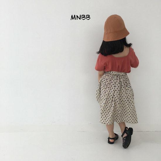MINI BONGBONG - Korean Children Fashion - #Kfashion4kids - Pie Tee - 10