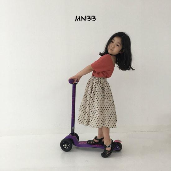 MINI BONGBONG - Korean Children Fashion - #Kfashion4kids - Pie Tee - 11