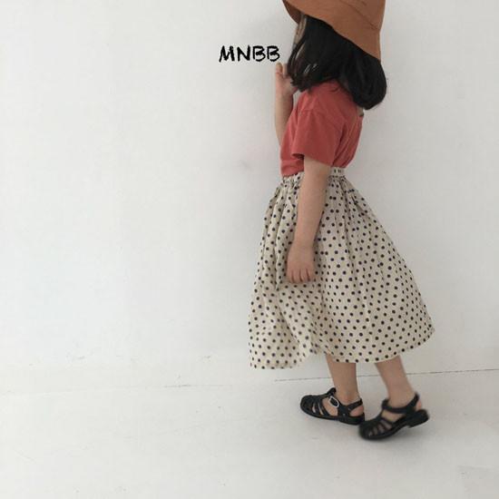 MINI BONGBONG - Korean Children Fashion - #Kfashion4kids - Pie Tee - 12
