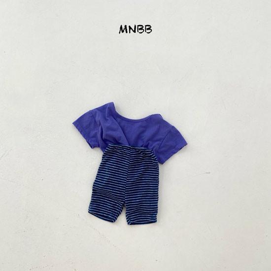 MINI BONGBONG - Korean Children Fashion - #Kfashion4kids - Pie Tee - 2