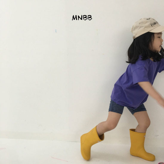 MINI BONGBONG - Korean Children Fashion - #Kfashion4kids - Pie Tee - 3