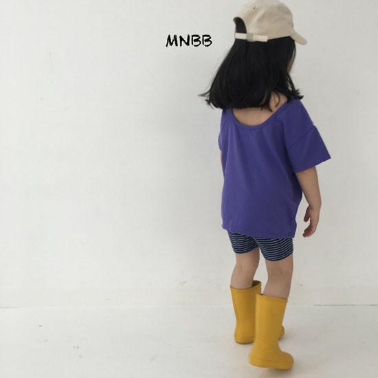 MINI BONGBONG - Korean Children Fashion - #Kfashion4kids - Pie Tee - 6