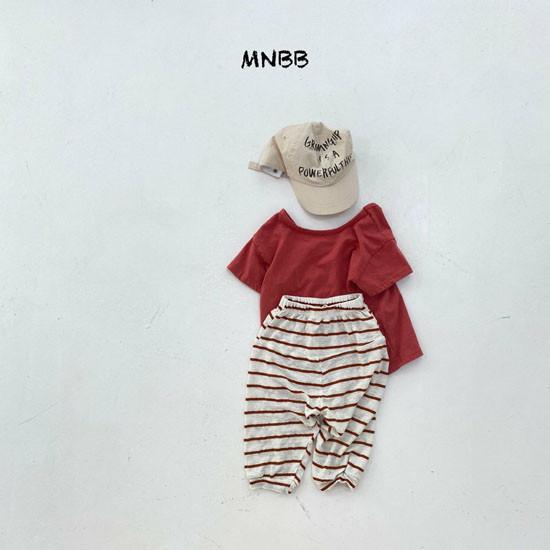 MINI BONGBONG - Korean Children Fashion - #Kfashion4kids - Pie Tee - 7
