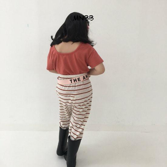 MINI BONGBONG - Korean Children Fashion - #Kfashion4kids - Pie Tee - 8