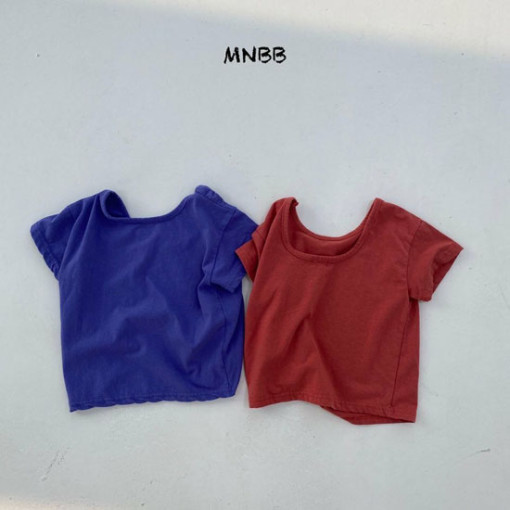 MINI BONGBONG - BRAND - Korean Children Fashion - #Kfashion4kids - Pie Tee