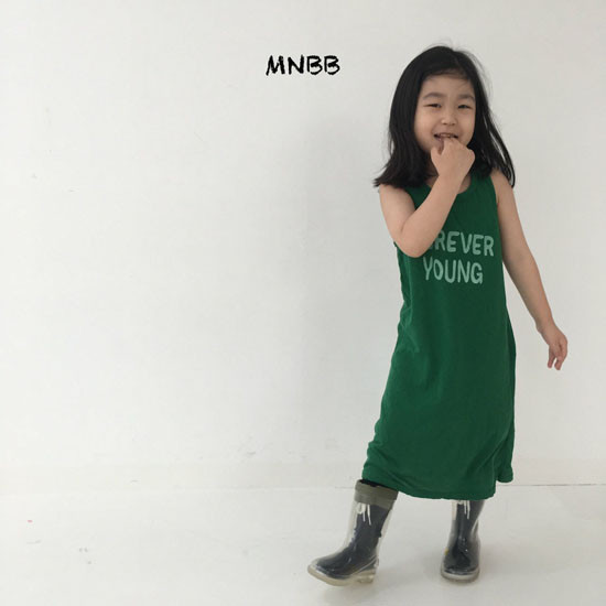 MINI BONGBONG - Korean Children Fashion - #Kfashion4kids - Tennis One-piece - 12