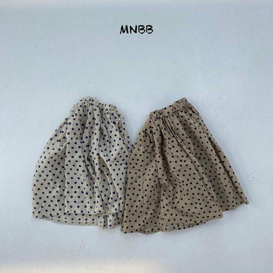 MINI BONGBONG - Korean Children Fashion - #Kfashion4kids - Foret Skirt