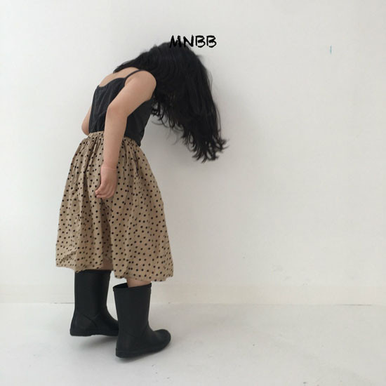 MINI BONGBONG - Korean Children Fashion - #Kfashion4kids - Foret Skirt - 10