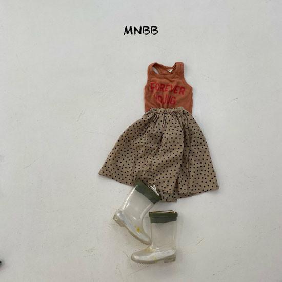 MINI BONGBONG - Korean Children Fashion - #Kfashion4kids - Foret Skirt - 11
