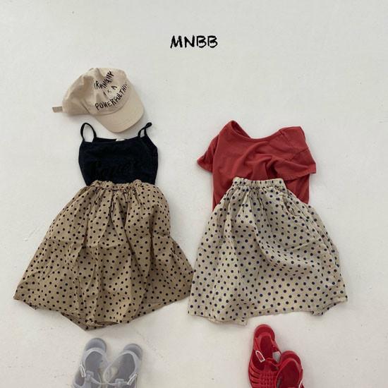 MINI BONGBONG - Korean Children Fashion - #Kfashion4kids - Foret Skirt - 2