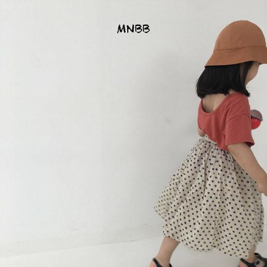 MINI BONGBONG - Korean Children Fashion - #Kfashion4kids - Foret Skirt - 3